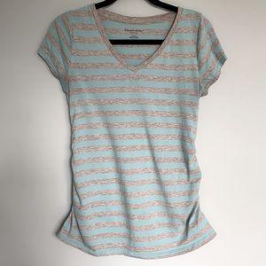 3/$21 Liz Lange Maternity T-Shirt - Size XS